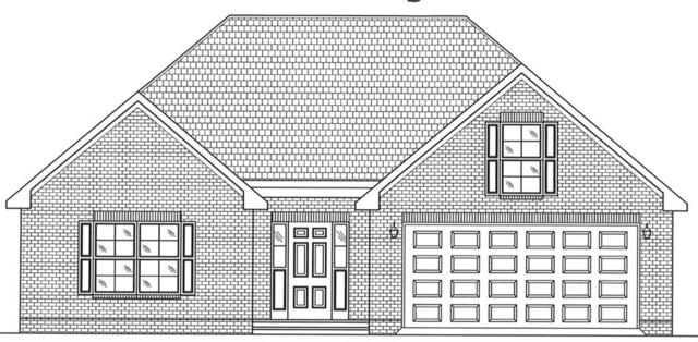 109 Pleasant Hill Drive, Easley, SC 29642 (MLS #20210108) :: Tri-County Properties