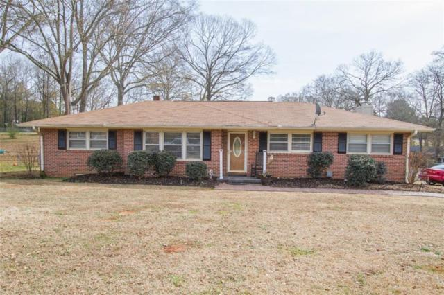 1000 Fairfield Drive, Anderson, SC 29621 (MLS #20210201) :: The Powell Group