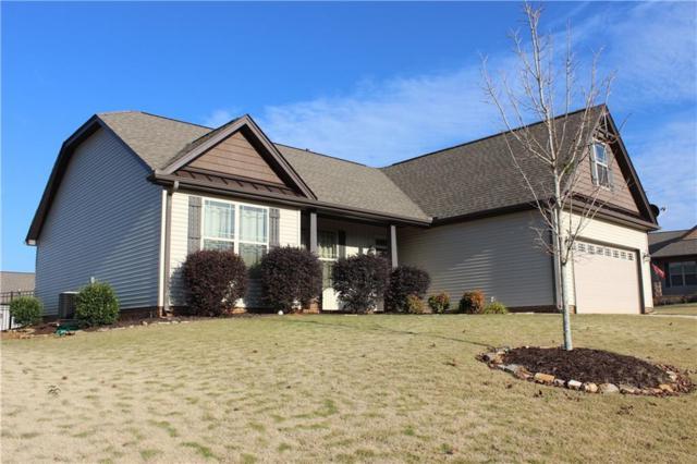 143 Stonegate Drive, Seneca, SC 29678 (MLS #20210226) :: Les Walden Real Estate