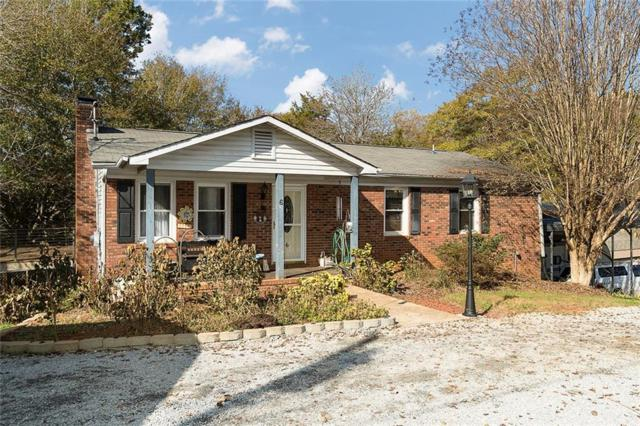 6 Boggs Drive, Liberty, SC 29657 (MLS #20210228) :: The Powell Group of Keller Williams