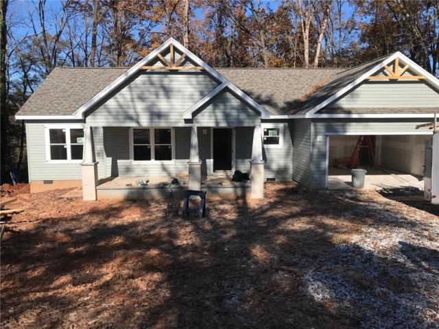 102 Parkview Drive, Walhalla, SC 29691 (MLS #20210235) :: The Powell Group of Keller Williams