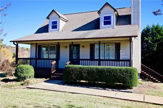 685 The Bear Boulevard, Tamassee, SC 29686 (MLS #20210242) :: The Powell Group