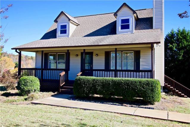685 The Bear Boulevard, Tamassee, SC 29686 (MLS #20210242) :: Tri-County Properties