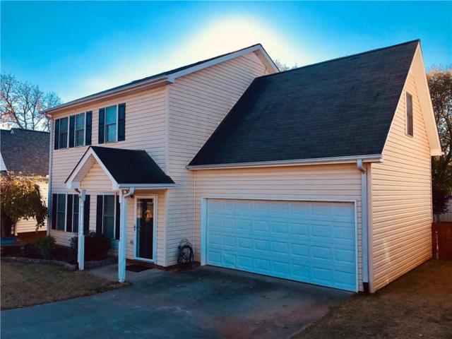 110 Elliott Circle, Anderson, SC 29621 (MLS #20210259) :: Les Walden Real Estate