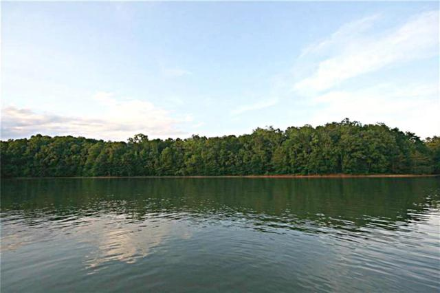 Lot #19 Sunset Cove Drive, West Union, SC 29696 (MLS #20210277) :: The Powell Group