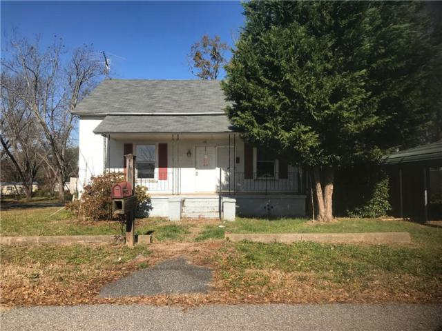 108 Lander Street, Williamston, SC 29697 (MLS #20210284) :: The Powell Group of Keller Williams