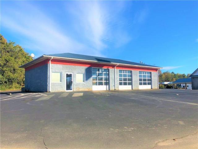 921 Pioneer Road, Pendleton, SC 29670 (MLS #20210388) :: The Powell Group of Keller Williams