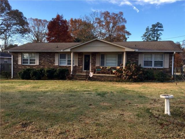 104 Woodland Drive, Starr, SC 29684 (MLS #20210393) :: The Powell Group of Keller Williams