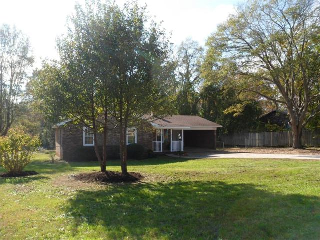 611 Foster Road, Williamston, SC 29697 (MLS #20210403) :: The Powell Group of Keller Williams