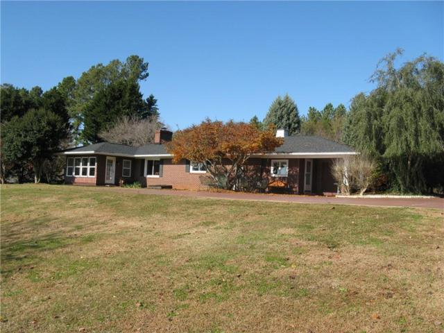 1401 Welcome Road, Williamston, SC 29697 (MLS #20210414) :: The Powell Group of Keller Williams