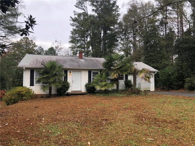 527 Meredith Street, Central, SC 29630 (MLS #20210416) :: The Powell Group of Keller Williams
