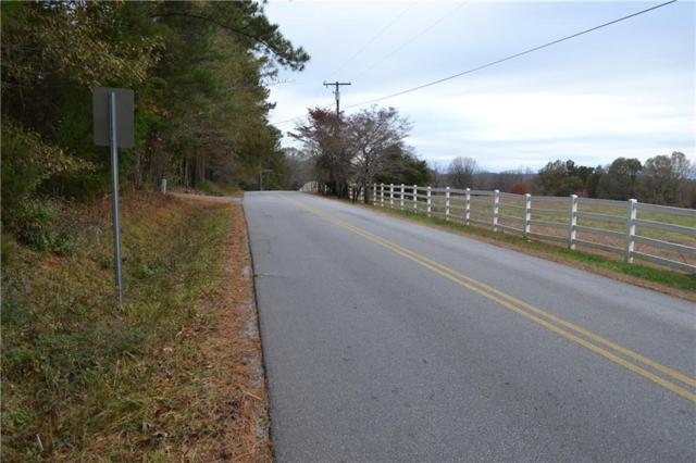 A Ford Road, Central, SC 29630 (MLS #20210422) :: The Powell Group of Keller Williams