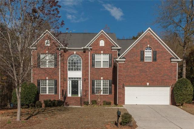 12 Brighthaven Court, Simpsonville, SC 29681 (MLS #20210449) :: The Powell Group of Keller Williams