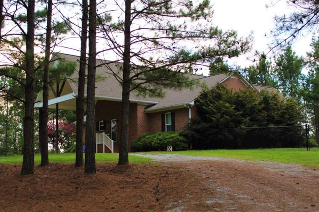 1907 Mountain Creek Church Road, Starr, SC 29684 (MLS #20210450) :: The Powell Group of Keller Williams