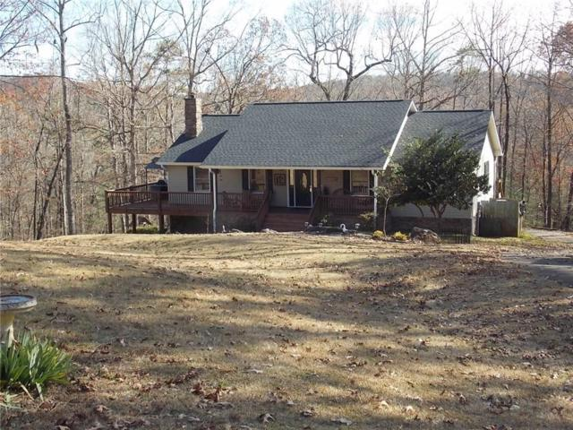 425 Carrick Creek Road, Pickens, SC 29671 (MLS #20210457) :: The Powell Group of Keller Williams