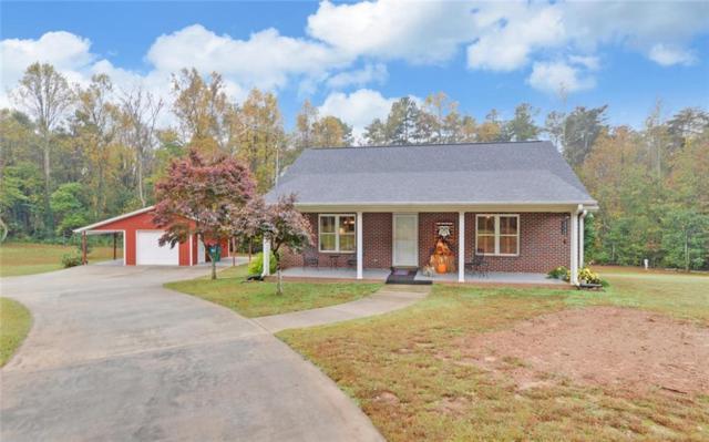 143 Cherokee Ridge Road, Hartwell, GA 30643 (MLS #20210470) :: The Powell Group of Keller Williams
