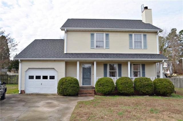 105 Elizabeth Court, Easley, SC 29642 (MLS #20210472) :: The Powell Group