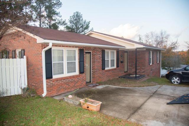 205 Miller Street, Abbeville, SC 29620 (MLS #20210474) :: The Powell Group of Keller Williams