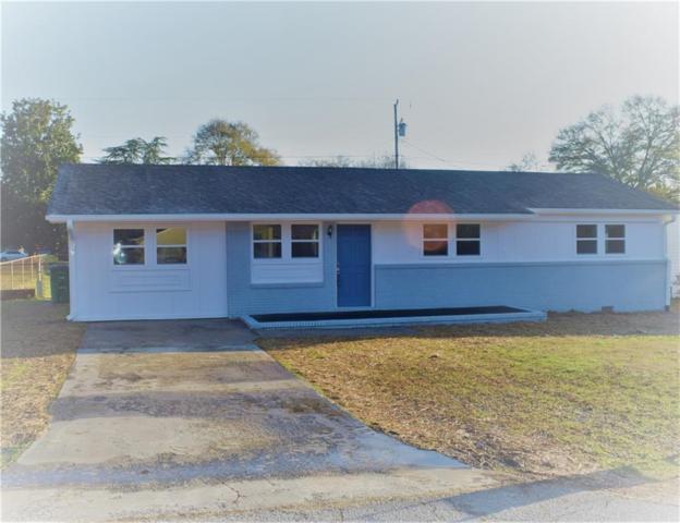 105A L Street, Williamston, SC 29697 (MLS #20210476) :: The Powell Group of Keller Williams