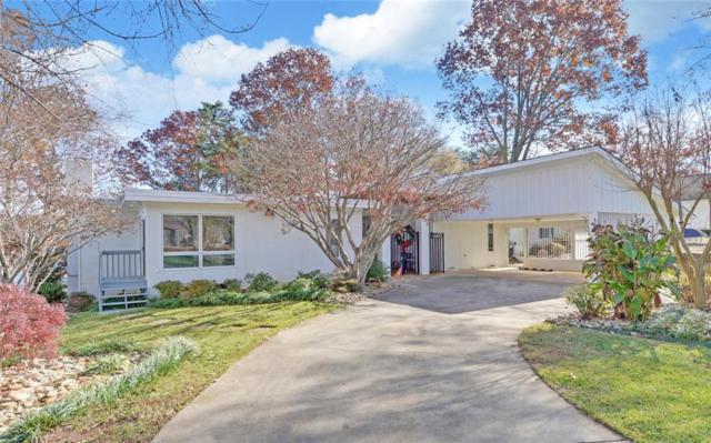 226 Providence Pt. Road, Anderson, SC 29626 (MLS #20210506) :: Les Walden Real Estate