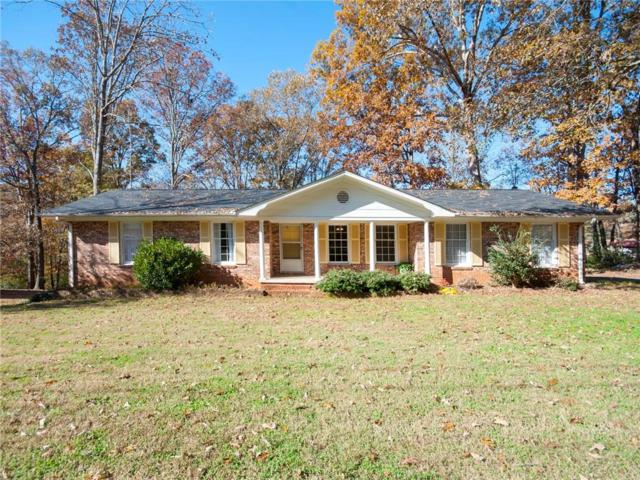 4029 Creekside Drive, Seneca, SC 29672 (MLS #20210520) :: Tri-County Properties