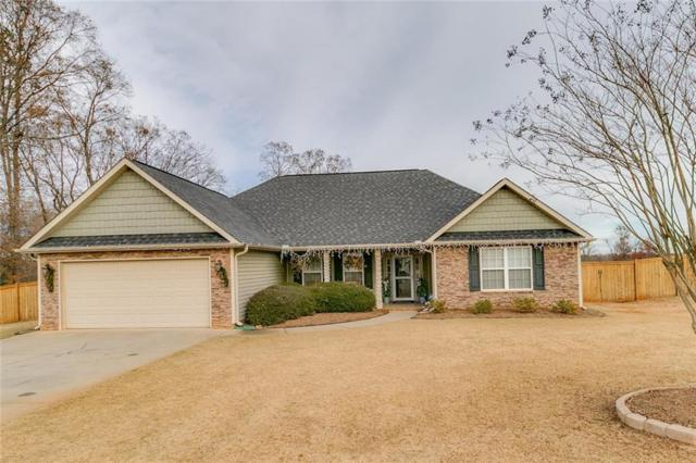 101 Running Fox Lane, Belton, SC 29627 (MLS #20210523) :: The Powell Group of Keller Williams