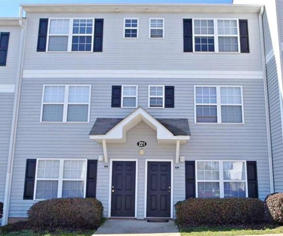 221H Campus Drive, Central, SC 29630 (MLS #20210532) :: The Powell Group of Keller Williams