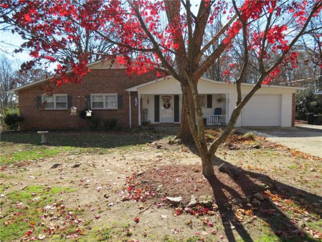 301 Englewood Circle, Starr, SC 29684 (MLS #20210542) :: The Powell Group of Keller Williams