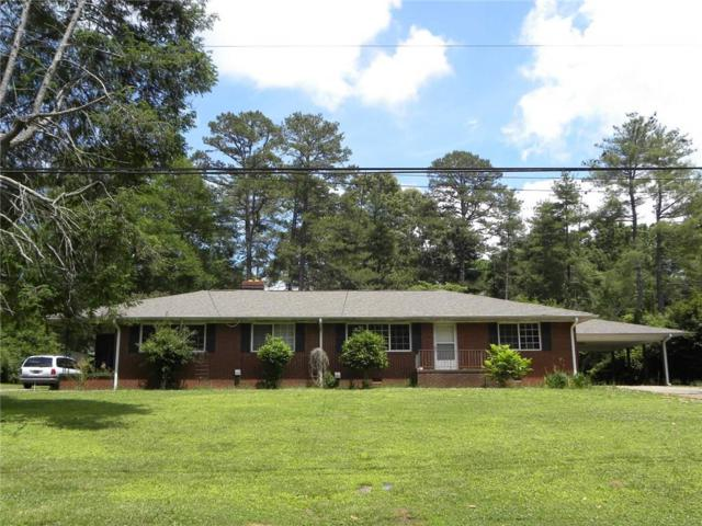 515 Forest Lane, Belton, SC 29627 (MLS #20210561) :: The Powell Group of Keller Williams