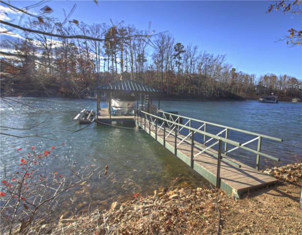143 Cane Creek Harbor Road, Seneca, SC 29678 (MLS #20210563) :: Allen Tate Realtors