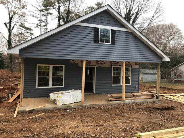 429 Eaton Street, Central, SC 29630 (MLS #20210572) :: The Powell Group of Keller Williams
