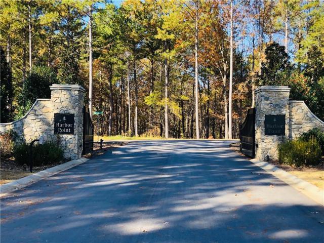 108 Harbor Ridge Road, Seneca, SC 29672 (MLS #20210573) :: Allen Tate Realtors
