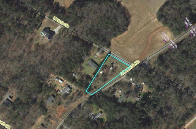 304 Gambrell Road, Townville, SC 29689 (MLS #20210583) :: The Powell Group of Keller Williams