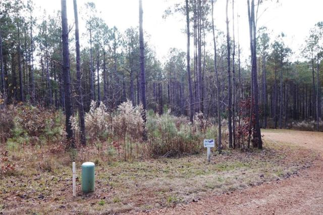 Lot 145 Keowee Pass Trail, West Union, SC 29696 (MLS #20210599) :: Tri-County Properties