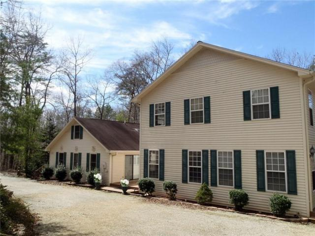 604 River Run Court, Westminster, SC 29693 (MLS #20210600) :: Allen Tate Realtors