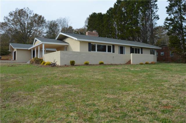 100 Highland Drive, Pickens, SC 29671 (MLS #20210616) :: The Powell Group of Keller Williams