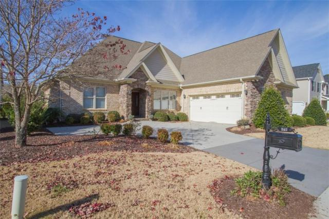 145 Buckland Drive, Anderson, SC 29621 (MLS #20210620) :: The Powell Group