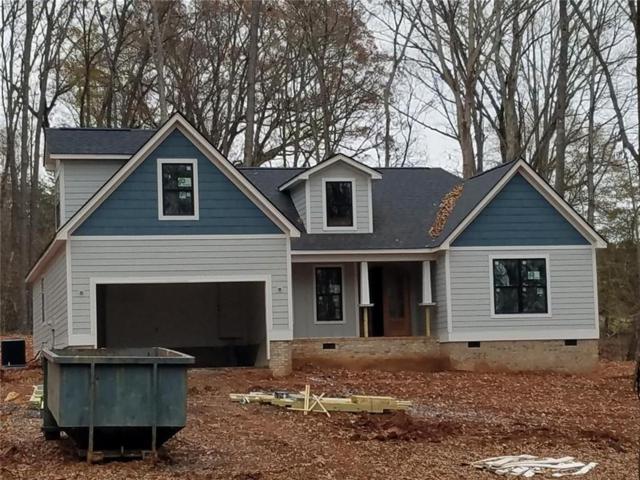310 Autumn Lane, Belton, SC 29627 (MLS #20210658) :: Les Walden Real Estate