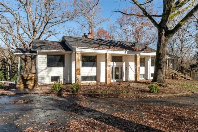 2600 Six Mile Highway, Central, SC 29630 (MLS #20210665) :: Les Walden Real Estate