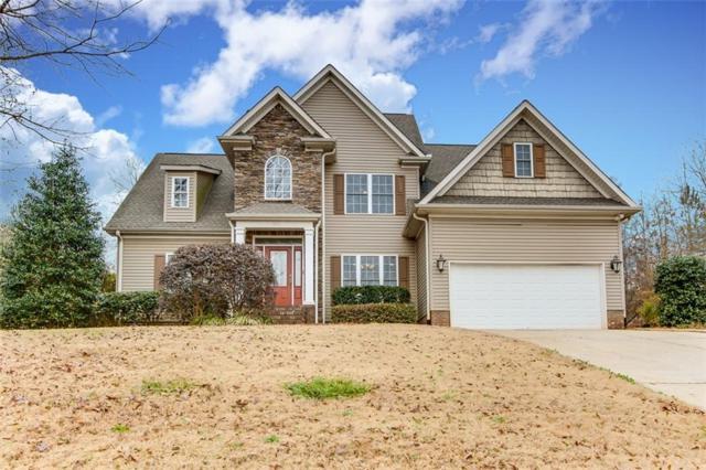 109 Josie Creek Drive, Piedmont, SC 29673 (MLS #20210676) :: Les Walden Real Estate