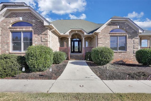 110 Alena Hills Way, Anderson, SC 29625 (MLS #20210714) :: Tri-County Properties