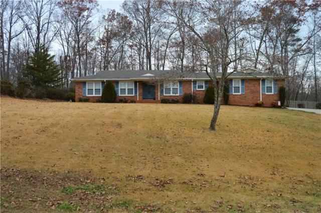 151 Spring Creek Drive, Pickens, SC 29671 (MLS #20210740) :: Tri-County Properties