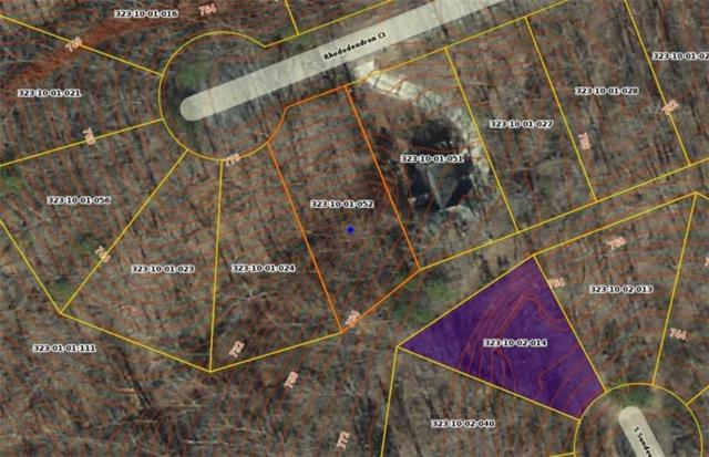 0 Rhododendron Court, Westminster, SC 29693 (MLS #20210741) :: Tri-County Properties