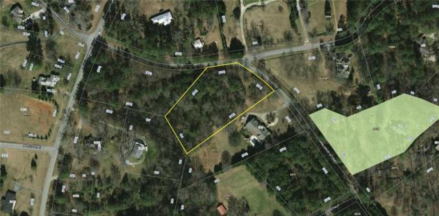 Lot 8 Waldrop Stone Road, Central, SC 29630 (MLS #20210743) :: Tri-County Properties