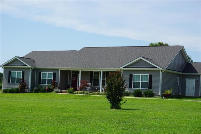 104 Ridgecrest Drive, West Union, SC 29696 (MLS #20210746) :: Tri-County Properties