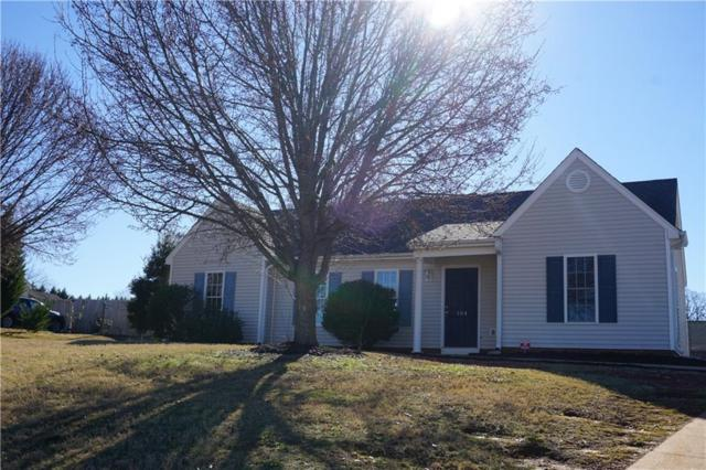 104 Wyndham Drive, Pendleton, SC 29670 (MLS #20210757) :: Les Walden Real Estate
