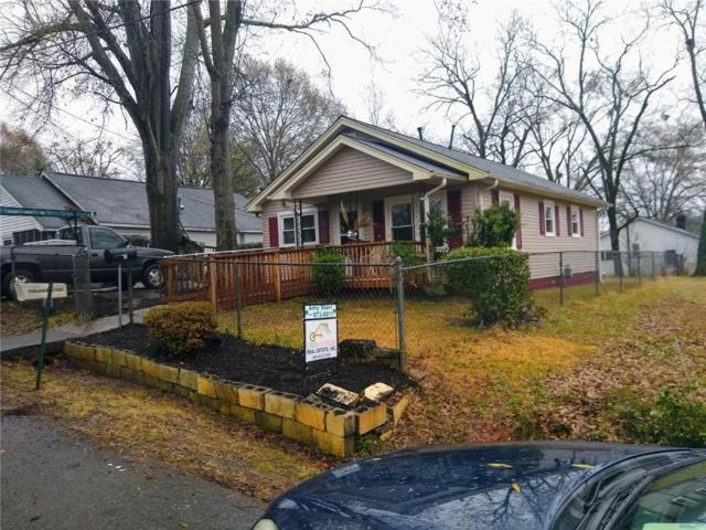 804 Williams St Street, Seneca, SC 29678 (MLS #20210762) :: Tri-County Properties