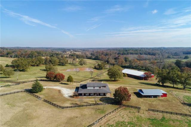 2064 New Franklin Church Road, Canon, GA 30520 (MLS #20210763) :: Tri-County Properties