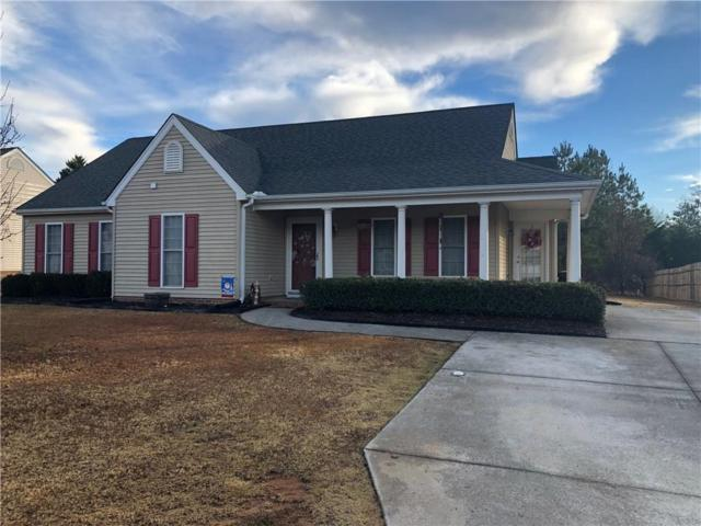 107 Hawk Ridge Drive, Anderson, SC 29621 (MLS #20210764) :: Les Walden Real Estate