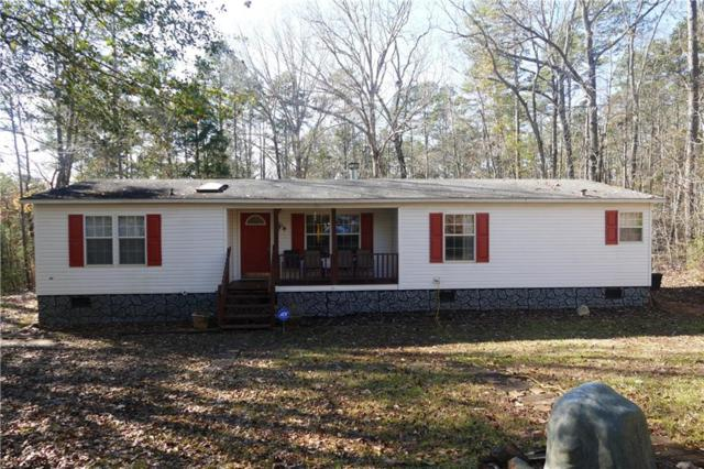 576 Lake Forest Drive, Abbeville, SC 29620 (MLS #20210790) :: Tri-County Properties